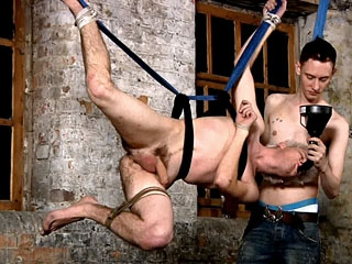 Strung Up and Teased