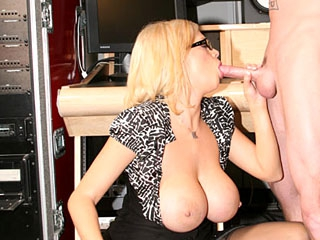 Katie Kox and Jack Vegas